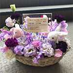 Wake Up, Girls!久海菜々美役 山下七海様のライブ公演祝い花