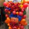 吉祥寺CLUBSEATA 灯油様のライブ『灯油感謝祭』公演祝いバルーンフラスタ
