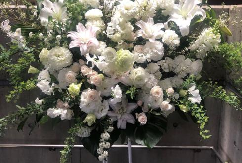 青山RizM halca様のライブ公演祝いスタンド花