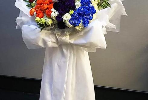さいたまスーパーアリーナ Wake Up, Girls!様のFinalライブ~想い出のパレード~公演祝い花束風スタンド花