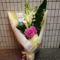 楠世蓮様の主演舞台『二酸化炭素』千穐楽祝い花束