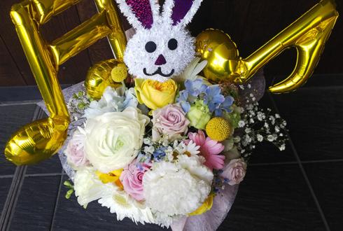 下北沢駅前劇場 First place KAITO様の舞台出演祝い花
