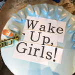 Wake Up, Girls! FINAL LIVE ~想い出のパレード~ロゴフラスタ