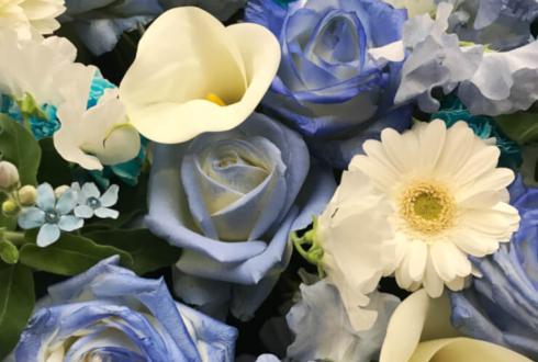 市川市文化会館 司馬昭/太公望役 岸尾だいすけ様の『無双フェスティバル2019』出演祝い花束風スタンド花