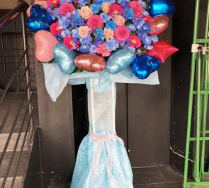 渋谷WWWX 26時のマスカレイド 吉井美優様の生誕祭祝いフラスタ