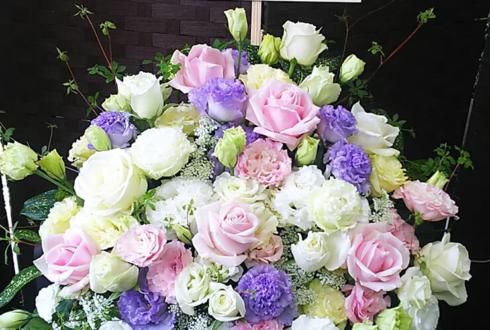国立劇場 会主・三代目 花柳昌太郎様の『第60回記念・銀玲会』公演祝い花