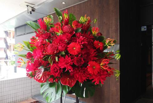 お茶の水 茶cocoro様の開店祝いスタンド花