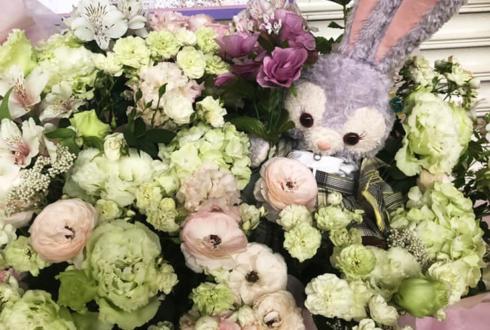 幕張メッセ =LOVE野口衣織様の握手会祝いスタンド花