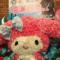 Mt.RAINIER HALL SHIBUYA PLEASURE PLEASURE 22/7宮瀬玲奈様の誕生日祝い&ナナニジライブ公演祝いマイメロモチーフフラスタ