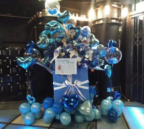 渋谷VUENOS かいじゅうたちのいるところ 天使える様の卒業ライブ公演祝いフラスタ