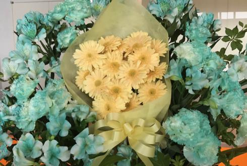 舞浜アンフィシアター 櫻井圭登様のスタミュミュカリグル出演祝い花束入りスタンド花