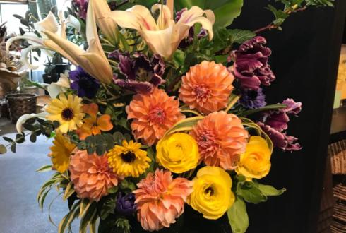 原宿 C30様の開店祝い花