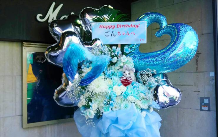 東京キネマ倶楽部 Ange☆Reve権田夏海様の生誕祭祝いフラスタ