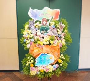 日本武道館 水瀬いのり様のライブ公演祝いスタンド花2段