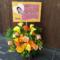 品川インターシティーホール LEE SUNG KYOUNG(イ・ソンギョン)様のファンミ祝い楽屋花