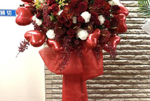TOKYO FM HALL 糸川耀士郎様の「26歳+1ヶ月 Birthday party!!」開催祝いバルーンフラスタ