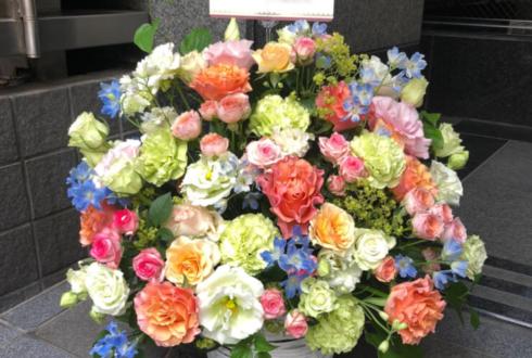 高田馬場 株式会社総合報道様の50周年祝い花