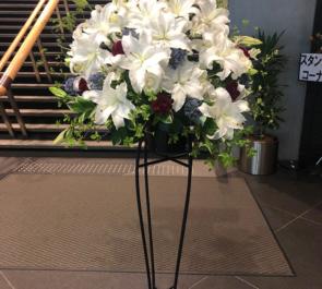 東京国際フォーラム ピオフィオーレの晩鐘 出演者スタッフ様のオトメイトパーティー2019出演祝い猫足スタンド花