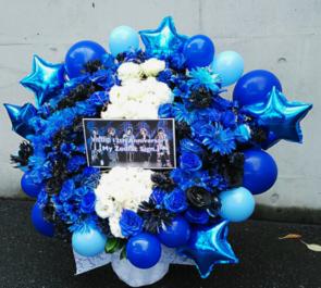 ZeppTokyo vistlip様の12周年記念ライブ公演祝い花