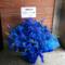 新宿ロフトプラスワン 森恵様の復活祭祝い花