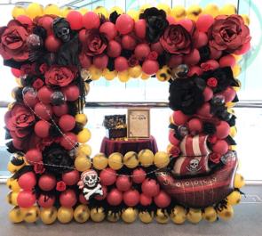 全労済ホール/スペース・ゼロ 山口大地様の舞台「PANDORA」出演祝いフラスタ
