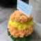 パシフィコ横浜 欅坂46二期生 田村保乃様の握手会祝い花 シュークリームモチーフ