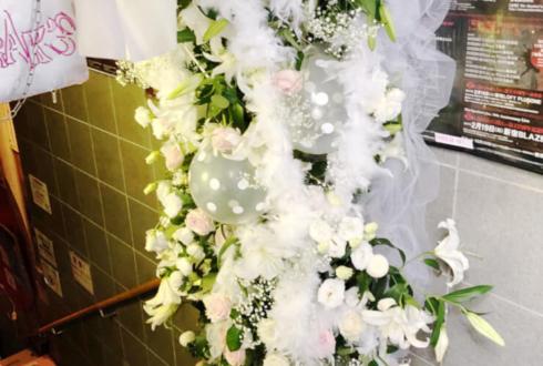 渋谷REX GARAK'S様のラストワンマンライブ公演祝いアーチ