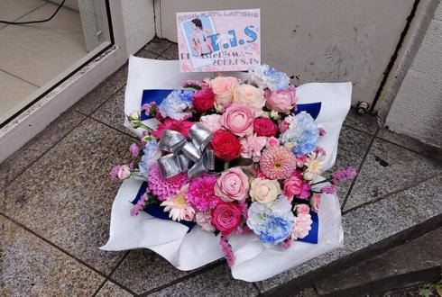 池袋AK AsteRisM⁂ T.I.S.様のライブ公演祝い花