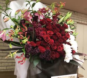 TOKYO FM HALL 古川慎様様の音楽朗読劇 「レ・ミゼラブル」出演祝いスタンド花