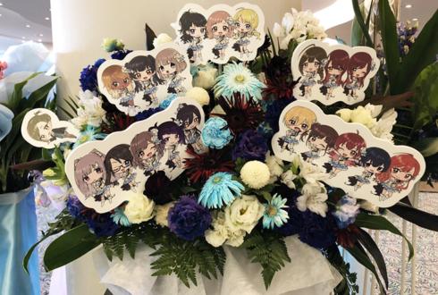 パシフィコ横浜 283プロダクション様のシャニマスSUMMERPARTY2019出演祝いフラスタ