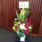 銀座ヤマハホール 南風舞様のコンサートゲスト出演祝い花