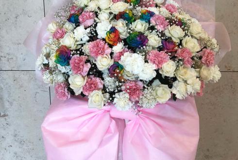 オリンパスホール八王子 木村良平様のDVD発売記念イベント祝い花束風スタンド花