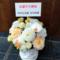 ザ☆キッチンNAKANO 中村太亮様 & 冨田真様のバースデーイベント祝い花
