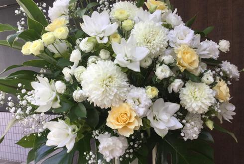 中野テアトルBONBON H5 赤坂星南様の舞台「僕の兄貴はテディ・ベア」出演祝いスタンド花