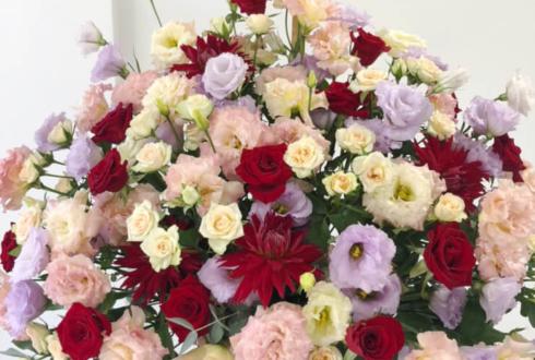 八王子市 Lazos様の開店祝いスタンド花