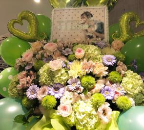 渋谷WWW X HIGH SPIRITS 千葉憂紀乃様の卒業ライブ公演祝いフラスタ