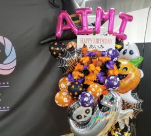 秋葉原ARTIST SPACE Clan Aimi様の生誕祭祝いフラスタ
