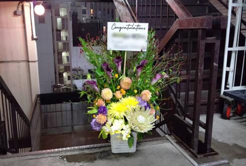 博品館劇場 舞台『どれミゼラブル!?』公演祝い楽屋花