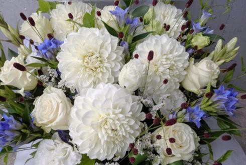 幕張メッセ 乃木坂46 白石麻衣様の握手会祝い花
