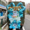 LiveSpace早稲田RiNen SHOWTIME もとみち様の誕生日祝い&イベント祝いフラスタ