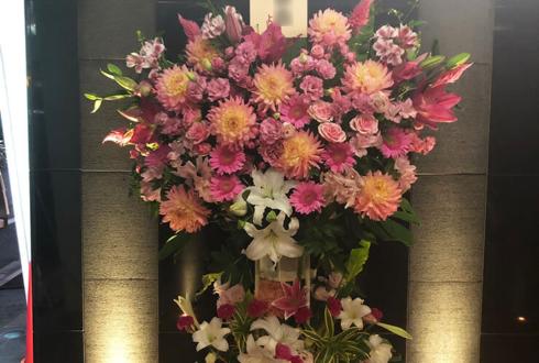 銀座 club vito様の開店祝いスタンド花