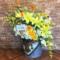 アトリエ ファンファーレ東新宿 久下恭平様の「DANDELION」出演祝い楽屋花 未来へ向かうお花
