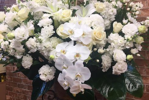 mimi33 渋谷パルコ店様の開店祝いコーンスタンド花