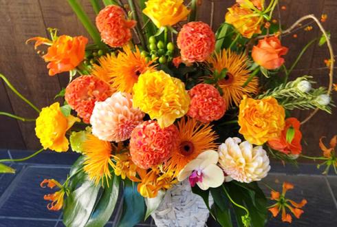 クラシカ表参道 株式会社アットテーブル様の15周年記念パーティー祝い花