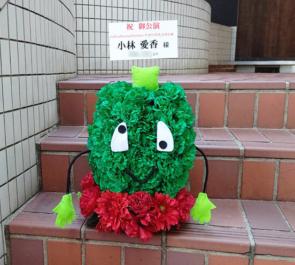 ZeppNagoya 小林愛香様の2ndファンミ祝い楽屋花 ピーマンモチーフ