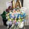 """幕張メッセ 南雲鉄虎様&葵ひなた様&紫之創様&高峯翠様&真白友也様のスタライ4th Tour""""Prism Star!""""フラスタ"""