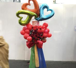 新宿BLAZE FEAM様の13周年ワンマンライブ公演祝いフラスタ