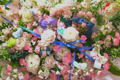 22/7 丸山あかね様 白沢かなえ様のナナニジライブ#12出演祝いフラスタ @Mt.RAINIER HALL SHIBUYA PLEASURE PLEASURE