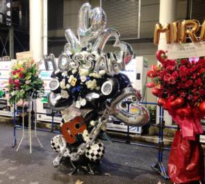 橋本朋夏様のザ・コインロッカーズ 1st Anniversary LIVE公演祝いフラスタ @ZeppTokyo