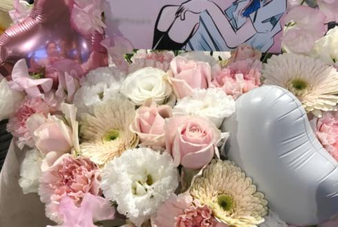 22/7 涼花萌様のナナニジライブ#12出演祝い楽屋花 @Mt.RAINIER HALL SHIBUYA PLEASURE PLEASURE